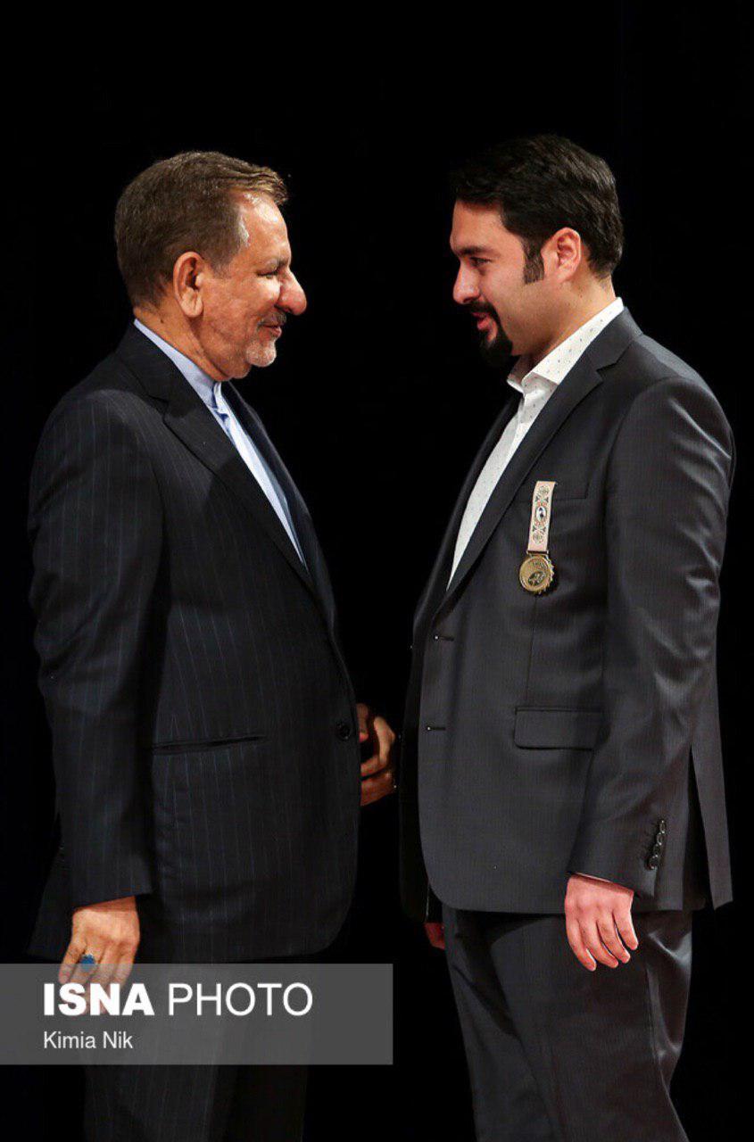 The Amin al-Zarb Award was given to the CEO of SabaIdea