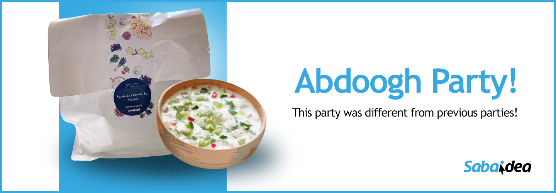 Abdoogh Party!