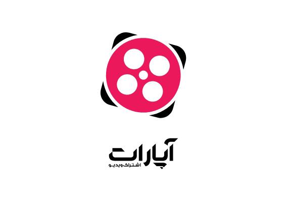 Logo of Aparat changed