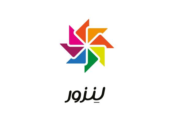 Lenzor's new logo