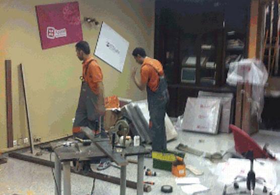 Expanding SabaIdea work environment