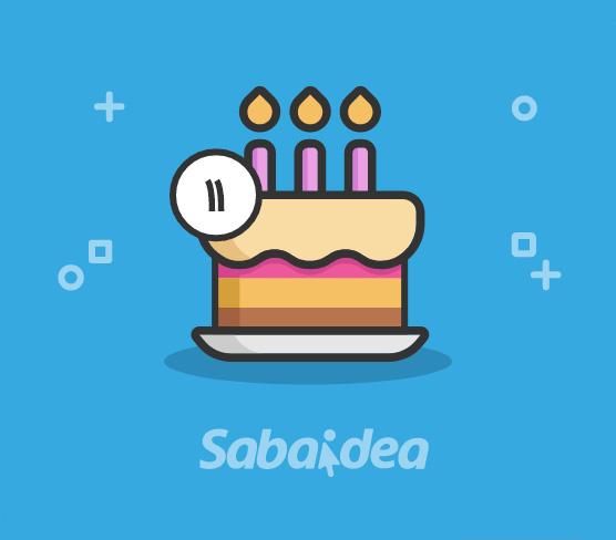 Sabaidea's 11th birthday